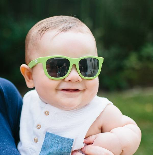 3e27ce1a34a Babiators Kids Aviator Sunglasses Sublime Lime - Destination Beach