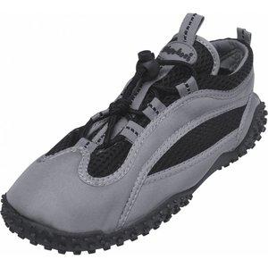 Playshoes UV Waterschoen in het grijs