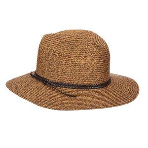 Dorfman Pacific UV Hat Fedora Kaki
