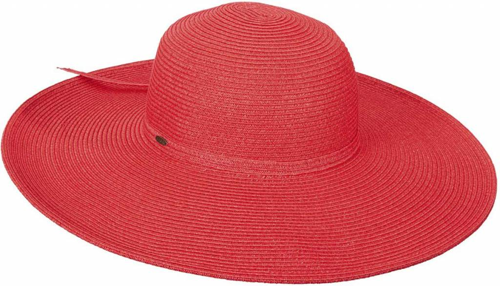 94d28f2fa Dorfman Pacific Hat Red