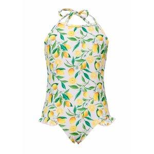 Snapper Rock Swimsuit Lemon