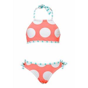Snapper Rock Coral Spots Bikini