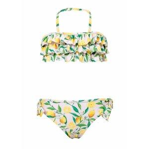 Snapper Rock Lemon Bikini
