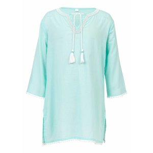 Snapper Rock Mint Kaftan