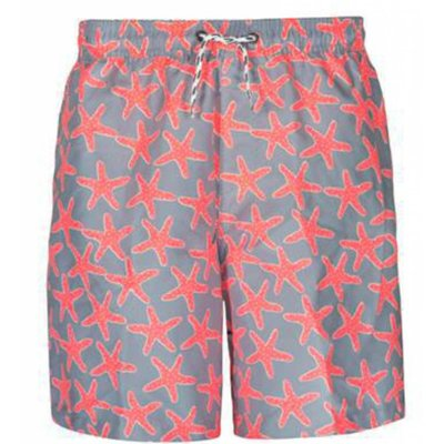 Snapper Rock Father & Son Swimshort Starfish