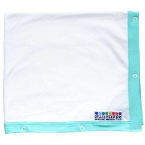 Sunsnapz Sun protection blanket light blue