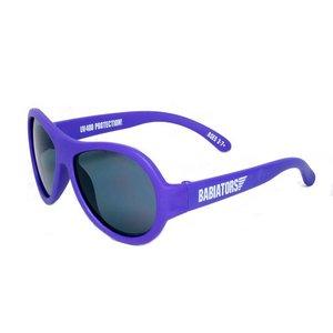 Babiators Baby & Kinder zonnebril Violet Pilot