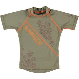 Sonpakkie UV Swim Shirt 'Tattoo' for boys