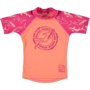 Sonpakkie UV Swim Shirt 'Shark alley'