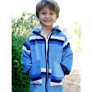 Terry Rich Australia Kids Beach Robe Luxe Breeze