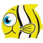 Beco Swimcap Beco Yellow Fish