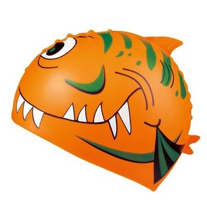 Beco Swimcap Beco Orange Shark