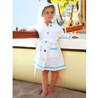 Terry Rich Australia Spa - Pool Robe Aqua Trim