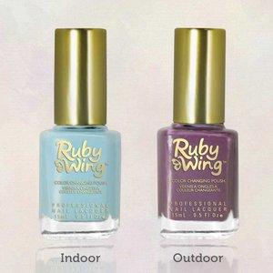 Ruby Wing Color Changing Nail Polish Moonstone