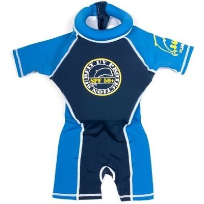 Swimsafe Floatsuit blue