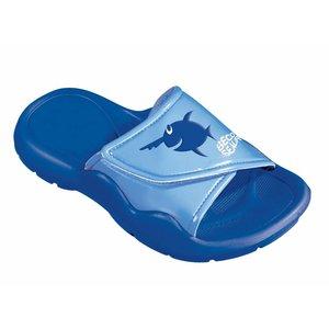 Beco Flip Flop Sealife Blue