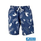 Terry Rich Australia Board Short (Father-Son) Octopus In Navy