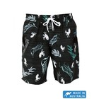 Terry Rich Australia Board Short (Father-Son) Octopus In Black
