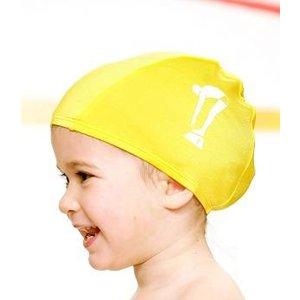 Terry Rich Australia Yellow Swim Cap for kids