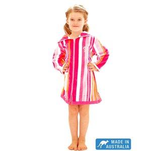 Terry Rich Australia Kids Beach Robe Candy