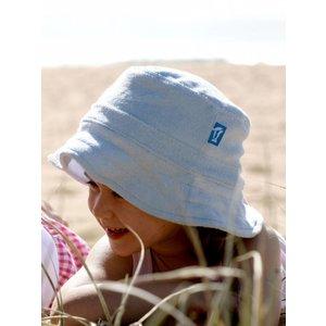 Terry Rich Australia Terry Hat Blue & White
