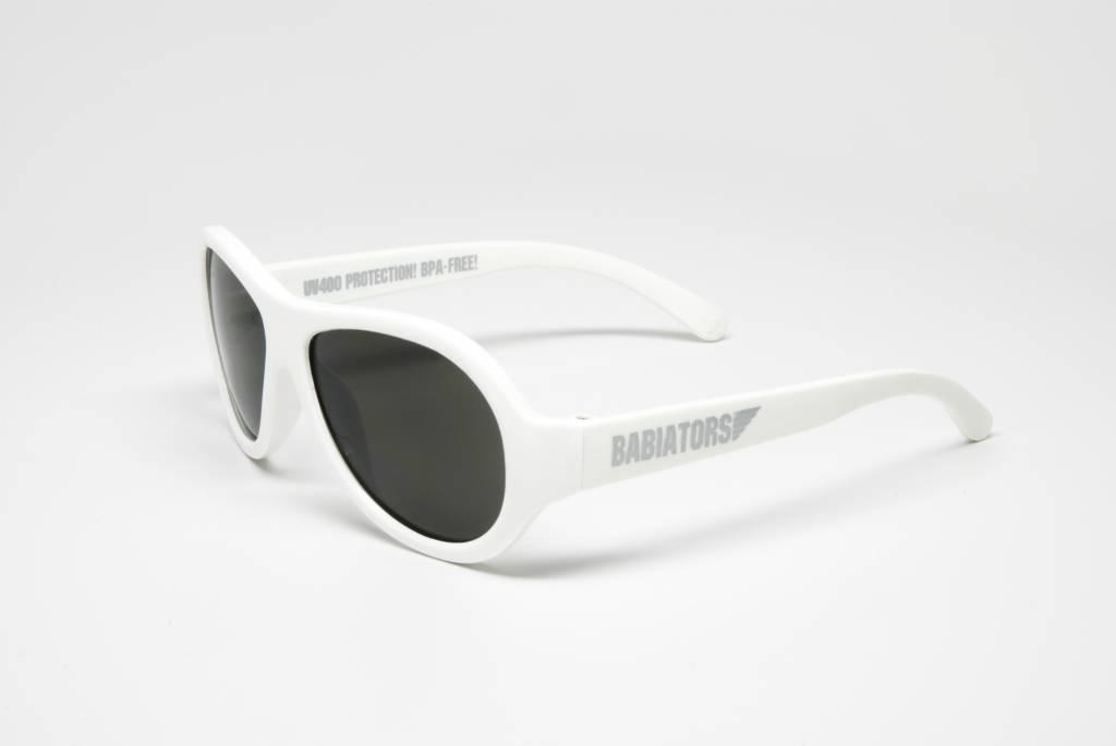 babiators kids aviator sunglasses wicked white destination beachbabiators kids aviator sunglasses wicked white
