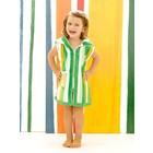 Terry Rich Australia Kids Beach Robe Seagrass