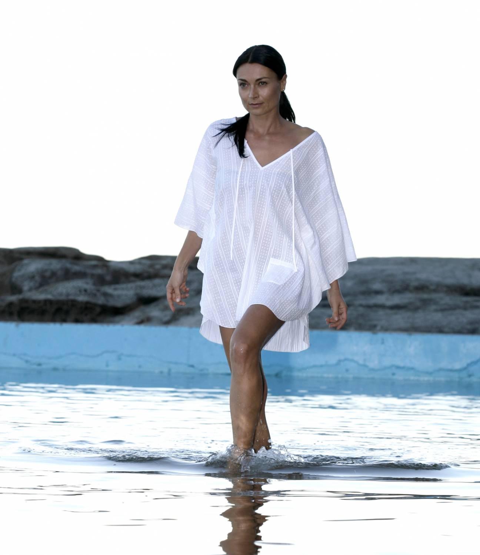 Summer Poncho – stijlvolle strand tuniek van Terry Rich