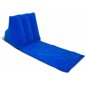 Inflatable Lounge Pillow Wicked Wedge