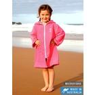 Terry Rich Australia Microvezel Kinderbadjas Roze
