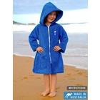 Terry Rich Australia Microvezel Kinderbadjas Blauw
