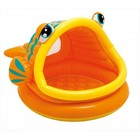 Intex Baby Swimmingpool Fish