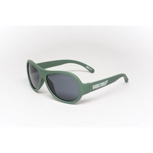 Babiators Kids Aviator Sunglasses Marine Green