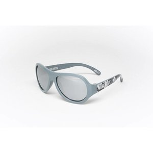 Babiators Kids Aviator Polarised Sunglasses Galactic Gray Camo