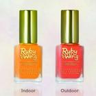 Ruby Wing Verkleurende nagellak Wild Flower