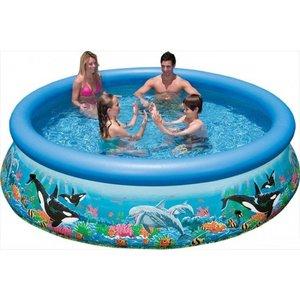 Intex Ocean Reef Easy Set Pool Ø 366