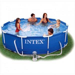 Intex Metal Frame Pool 305 x 76 cm