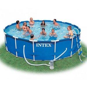 Intex Metal Frame Pool 457 x 107 cm