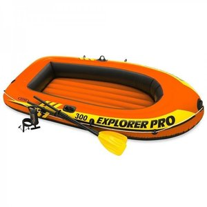 Intex Inflatable 2-person Boat Explorer Pro 300