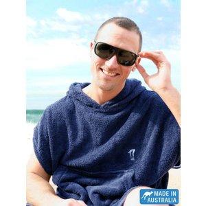 Terry Rich Australia Heren Poncho | Navy