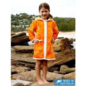Terry Rich Australia Kids Beach Robe Sunburst