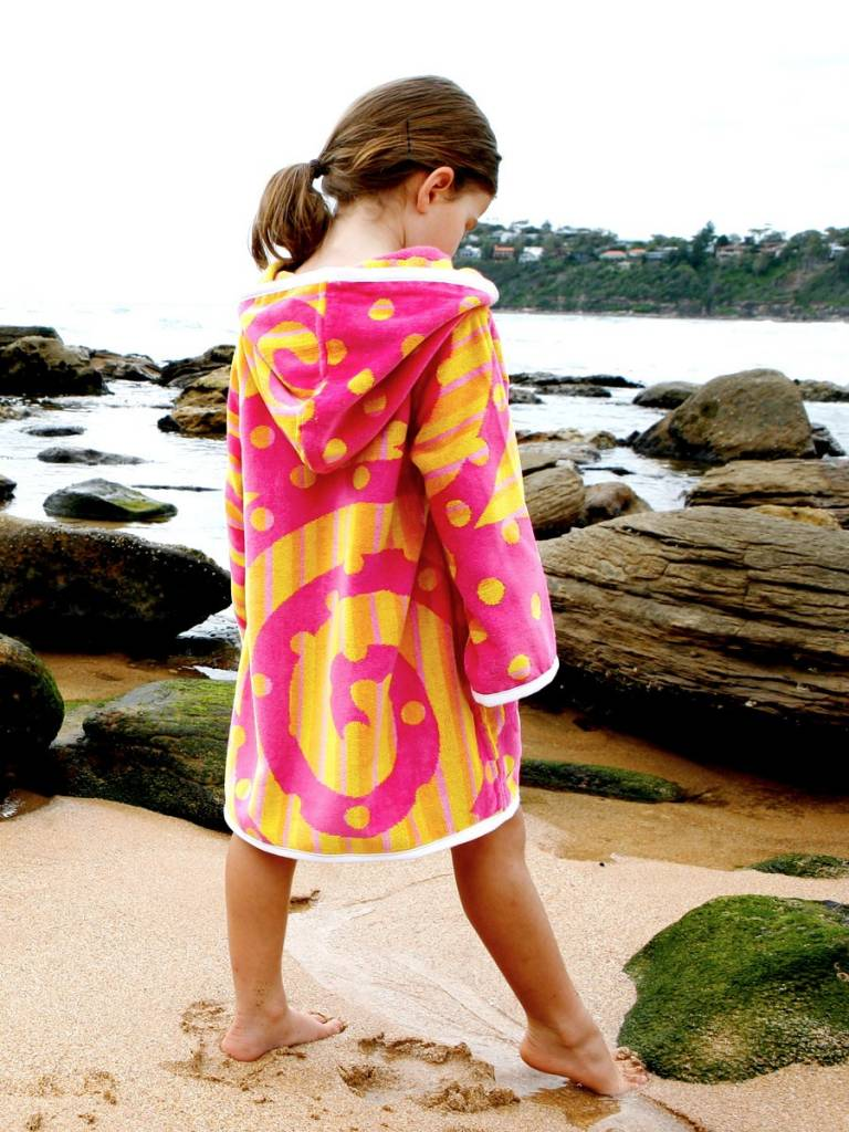 e1bc691aadf Childrens Towelling Beach Dresses - Towel Image JardImage.co