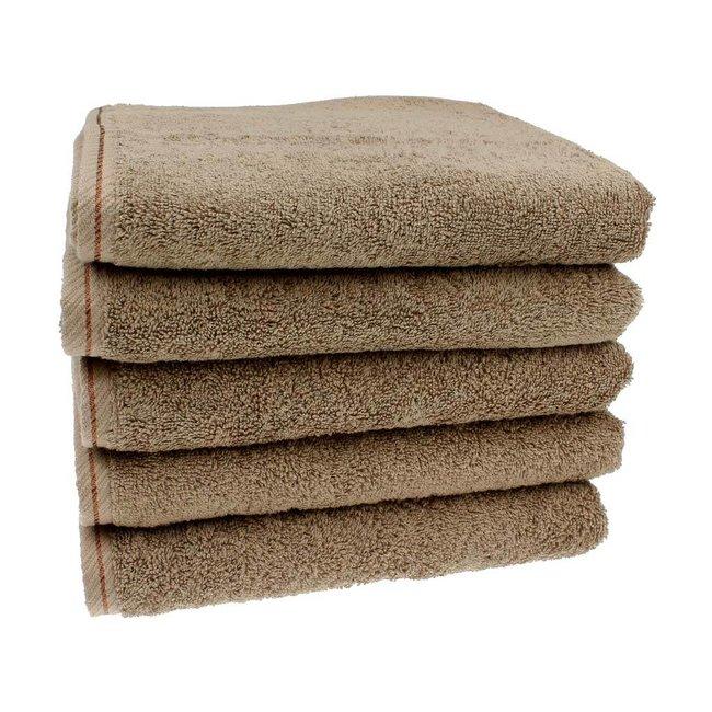 Handdoek Walnoot 50x100 cm