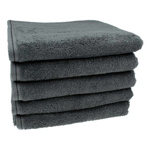 Handdoek Antraciet 50x100