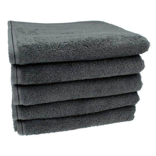 Handdoek Antraciet 50x100 cm