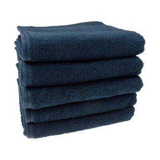 Handdoek Donkerblauw 50x100 cm