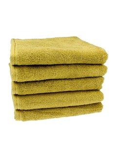 Handdoek Olijfgroen 50x100