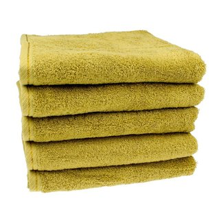 Handdoek Olijfgroen 50x100 cm