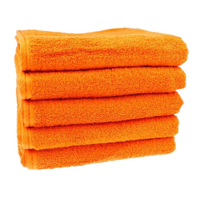Handdoek Oranje 50x100 cm