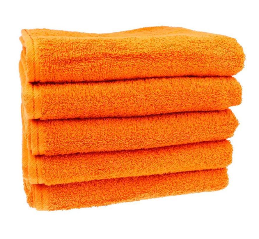 Handdoek Oranje 50x100